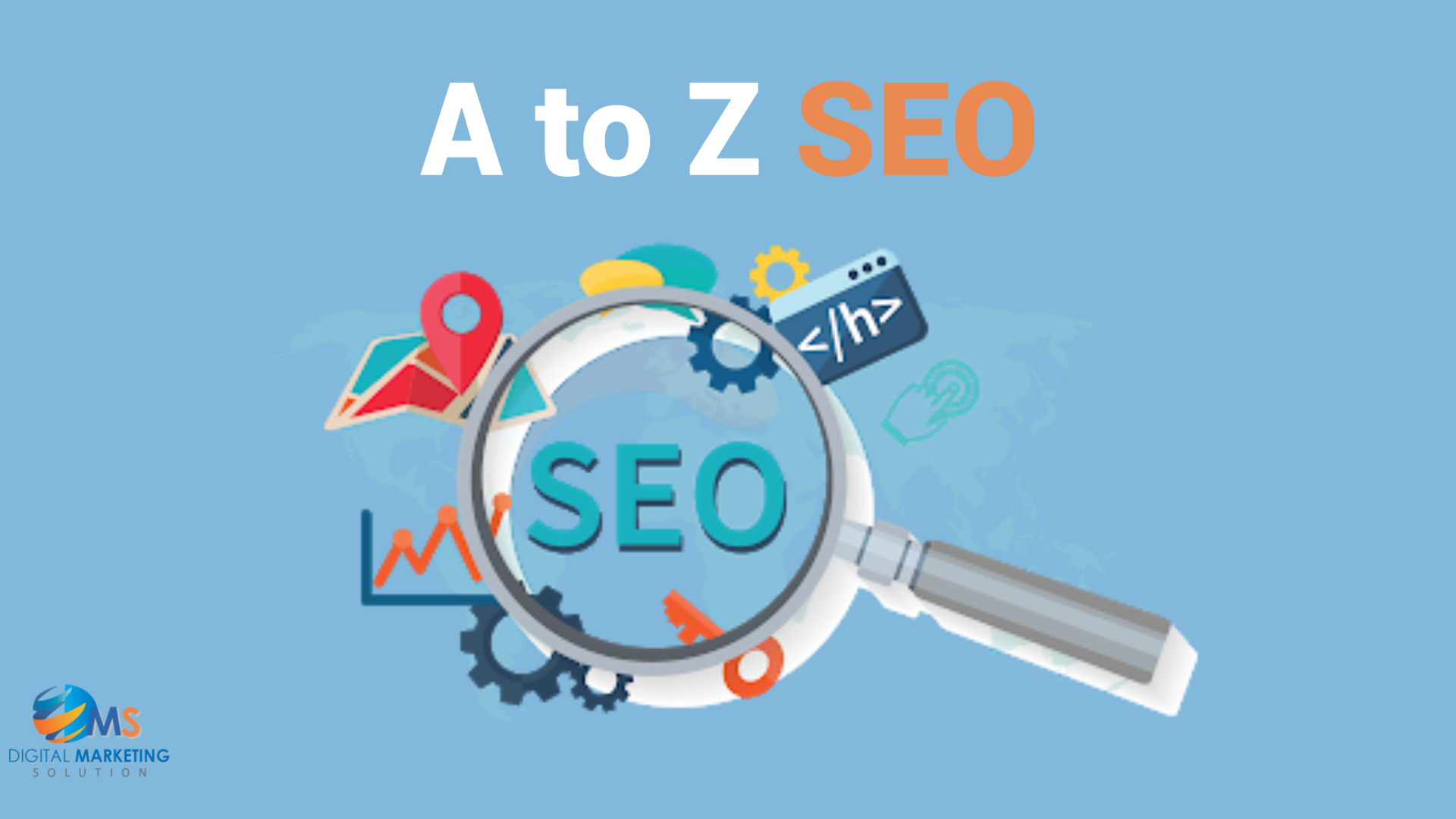 A to Z of SEO